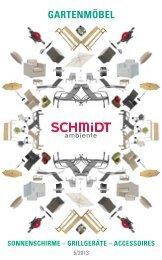 Aktuellen Prospekt downloaden - Schmidt Ambiente