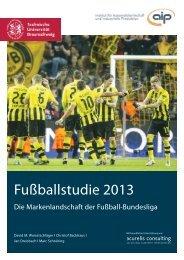 Fußballstudie 2013 [pdf] - acurelis.com