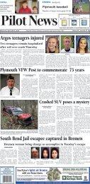 Argos teenagers injured - The Pilot News