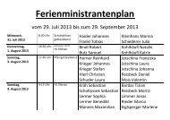 Ministrantenplan gültig für die Wochen vom 29.07 ... - Pfarrei Leiblfing