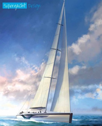 Superyacht Design - Claydon Reeves