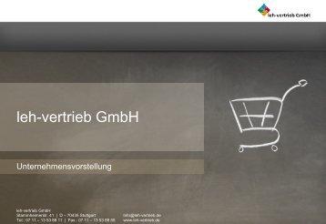 leh-vertrieb GmbH