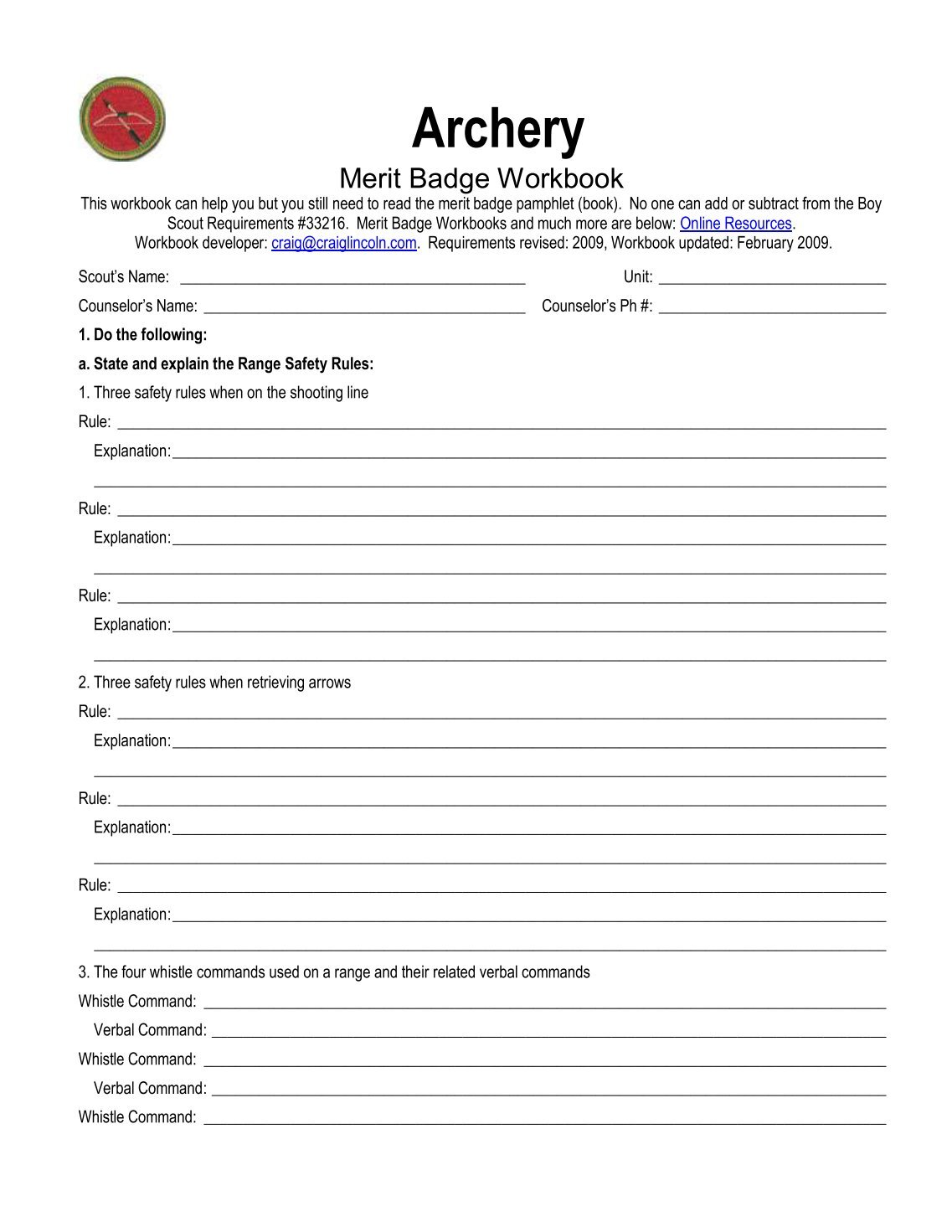 Uncategorized Golf Merit Badge Worksheet medicine merit badge worksheet termolak collection of archery sharebrowse