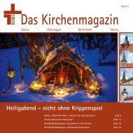 Ausgabe 2013_4 - Wir über uns