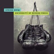 your free catalog - University of Nevada Press