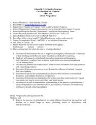 Application/Syllabus - Saint Mary's College of California