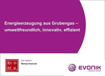 Evonik Steag - Minegas GmbH