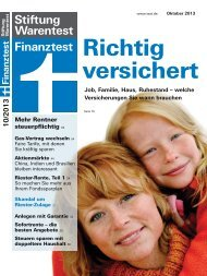 SW-Finanztest - 10-2013.pdf - Hofvermarktung - Partyservice ...