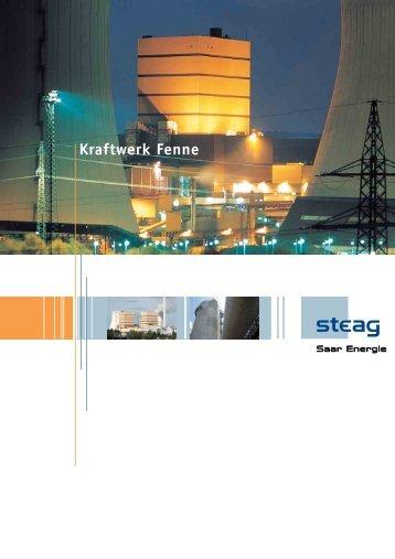 Kraftwerk Fenne - STEAG Power Saar GmbH
