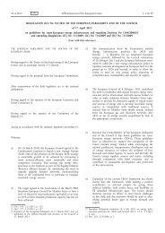 Regulation (EU) No 347/2013 of the European ... - EUR-Lex