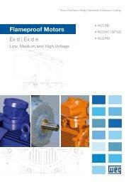 Flameproof Motors - Elec.ru