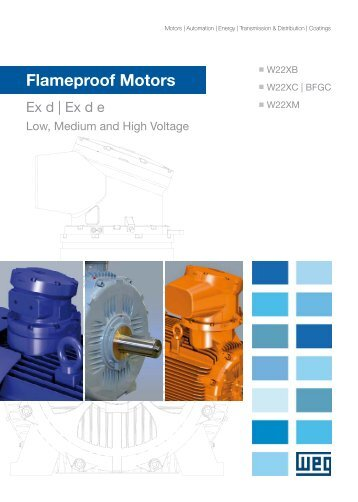 Flameproof Motors - Elec.ru