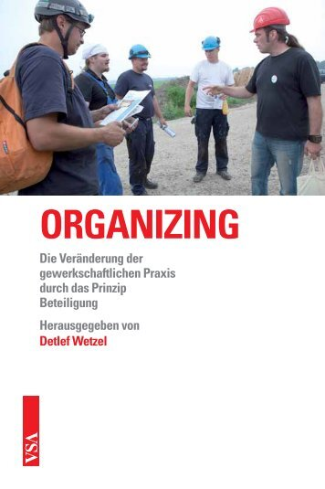 ORGANIZING - VSA Verlag