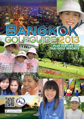 Plus Feature on thai GolF resorts - Thai Golf News