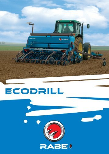 ECODRILL SL/PL - Rabe