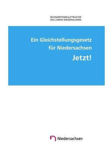 Nr. 35-1 - Behindertenbeauftragter des Landes Niedersachsen