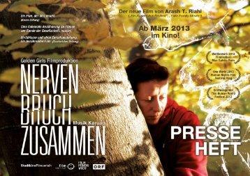 Presseheft - NERVEN BRUCH ZUSAMMEN