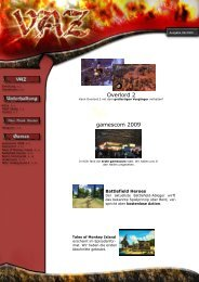 Overlord 2 gamescom 2009 - VAZ-Online.de