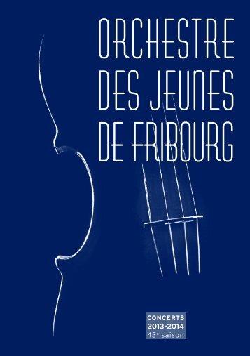 le programme complet de la saison 2013-2014. - Orchestre des ...
