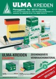 ULMA-KREIDEN