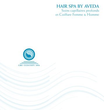 Hair Spa by aVEDa - Lausanne Palace et Spa