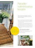 Uuden kodin parvekkeella on helppo viihtyä - Skanska - Page 7