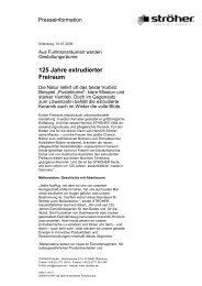 20090710 PM 125 Jahre Extrudierter Freiraum - Ströher