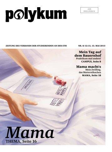 THEMA, Seite 16 - VSETH - ETH Zürich