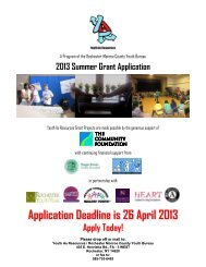 Download Grant Application - Monroe County