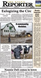 March 14, 2013 - The Essex Reporter