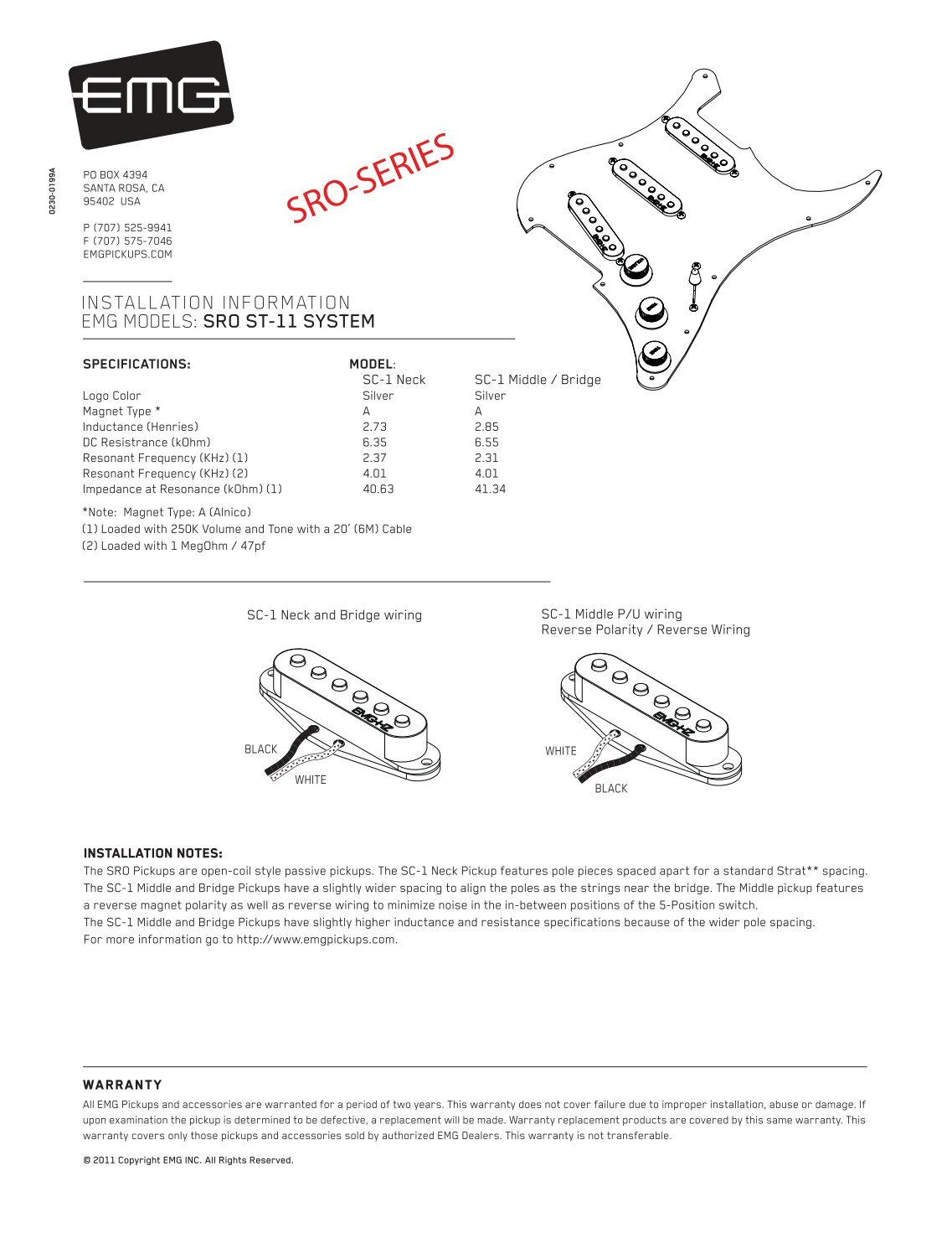sro st11 emg pickups?quality=85 10 free magazines from emgpickups com emg bqc wiring diagram at mifinder.co