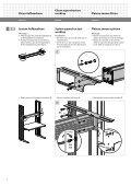 Elicon – Aufbauebenen Elicon – Superstructure worktops Elicon ... - Page 4