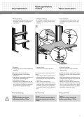 Elicon – Aufbauebenen Elicon – Superstructure worktops Elicon ... - Page 5