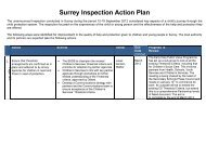 Ofsted Action Plan AppA , item 9/13 PDF 79 KB - Surrey County ...