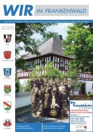 WIR IM FRANKENWALD - Stadt Schwarzenbach a.Wald