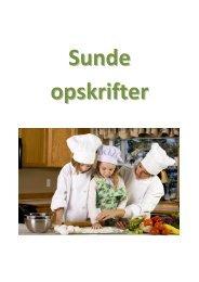 Sunde opskrifter - aksos.dk