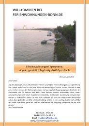 Hausprospekt als PDF-Datei herunterladen - bei Ferienwohnungen ...