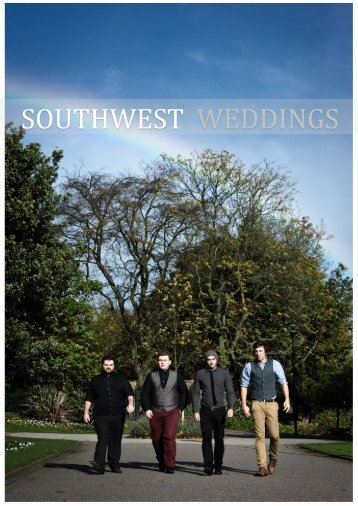 SOUTHWEST WEDDINGS - SouthWest Band