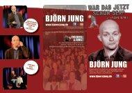 Download Info PDF - bjoernjung.de