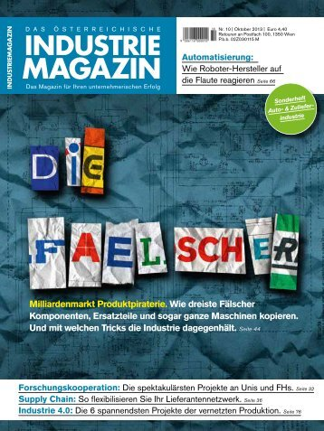 magazIn - Industriemagazin Verlag