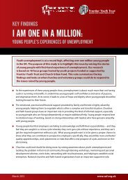 i am One in a milliOn: - Church of England