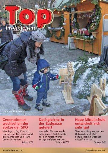 TOP Dezember 2012 - SPÖ-Frohnleiten