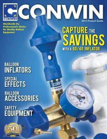 Download Conwin Catalog PDF - LABalloons.com
