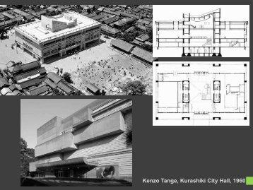 Kenzo Tange, Kurashiki City Hall, 1960