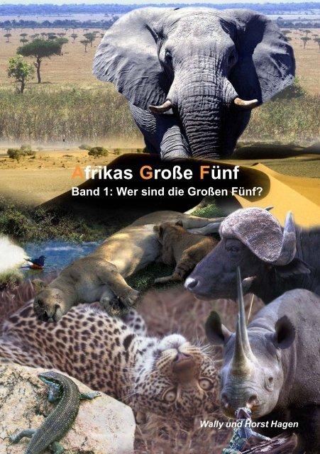 Afrikas Große Fünf - Jorzik-Postels GbR: Startseite
