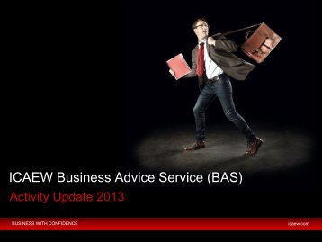 BAS Scrapbook 2013 - ICAEW