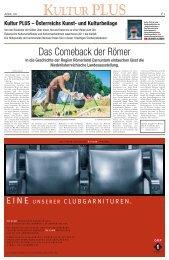 Kultur PluS - Ablinger.Garber