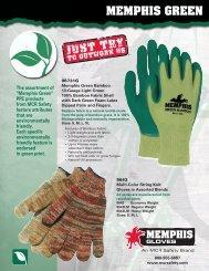 Memphis Green - MCR Safety Training