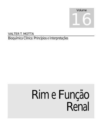 Rim e Função Renal - Laboratório Clinisul