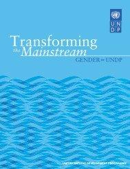 Transforming the Mainstream